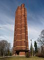 Pori water tower in spring 2015.jpg