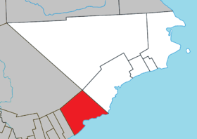 Port-Daniel–Gascons Quebec location diagram.png