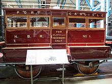 Carlisle and Silloth Bay Railway - Wikipedia
