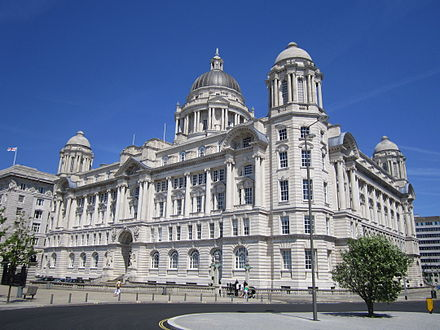 Port of Liverpool Building, Liverpool, built 1907. Port of Liverpool building - 2012-05-27 (4).JPG