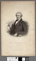 E. Henderson, D.D. PH.D. Highbury