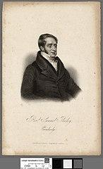 Revd. Samuel Thodey, Cambridge
