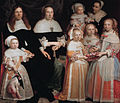 Portrait of the family Meyndert Sonck (1626-1675) and Agatha van Neck (1634-1707) and their children, by Jan Albertsz Rotius.jpg
