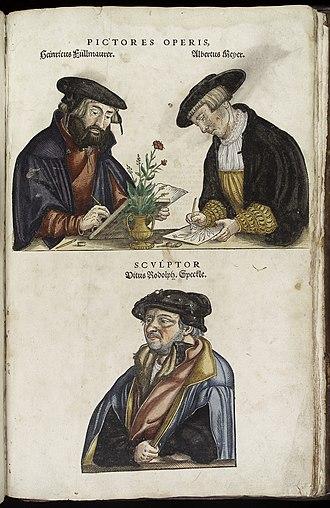 Albrecht Meyer - Heinrich Füllmauer, Albrecht Meyer, and Veit Rudolf Speckle