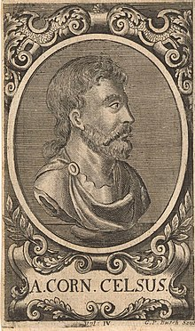 Portret van Aulus Cornelius Celsus, RP-P-1908-2809.jpg
