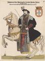 Portret van Johannes III van Portugal te paard, Cornelis Anthonisz, Sylvester van Parijs, 1540 - 1544.png