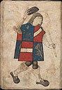 Portret van de heraut Nassau-Vianden - Portrait of the herald of Nassau-Vianden - Wapenboek Nassau-Vianden - KB 1900 A 016, folium 17v.jpg