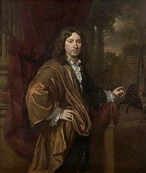 Johannes Verkolje: Portret van een man