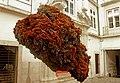 Portugal, Lisbon - strange hanging sculpture (8589694118).jpg