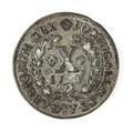 Portugisiskt mynt, 1757 - Skoklosters slott - 109464.tif