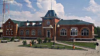 Potma, Zubovo-Polyansky District, Republic of Mordovia Work settlement in Mordovia, Russia