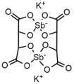 Potassium antimonyl tartrate.png