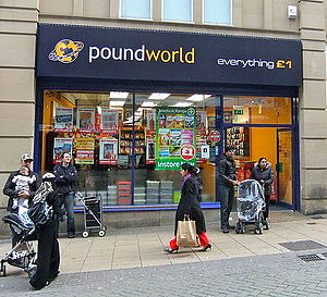 Poundworld - Poundworld store in Bradford