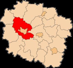 Bydgoszcz County - Image: Powiat bydgoski