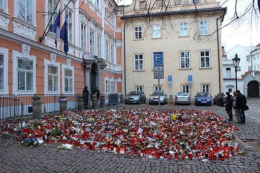 Praha, Francouzská ambasáda, pieta (2)