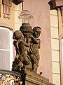 Praha, Hradčany, Hrad, 3. nádvoří, andílci 04.jpg