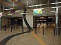 Praha, Stodůlky, západní vestibul metra.JPG