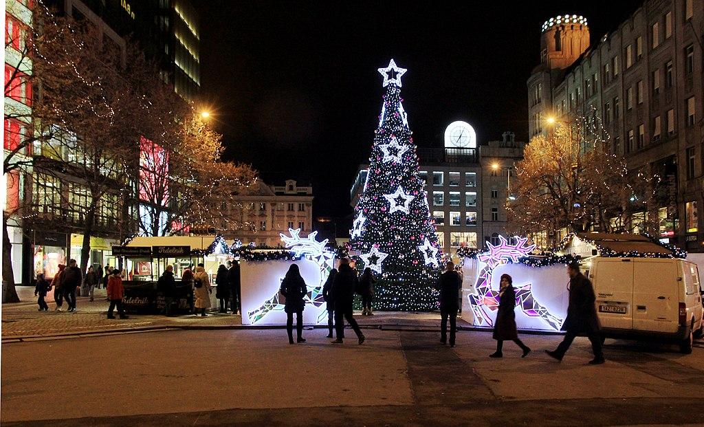 Praha Vánoce 2018 7