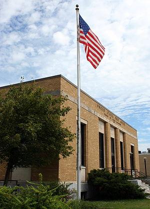 Prairie du Chien, Wisconsin - Prairie du Chien Post Office