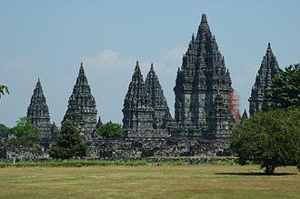 Special Region of Yogyakarta - Image: Prambanan Lara Jonggrang