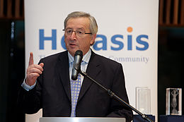 Premier Jean-Claude Juncker - 'China's relation with the European Union are burgeoning' - Flickr - Horasis.jpg