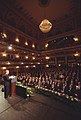 President Clinton delivers remarks at the National Theater in Sarajevo - Flickr - The Central Intelligence Agency.jpg