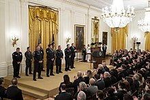 Public Safety Officer Medal of Valor - Wikipedia