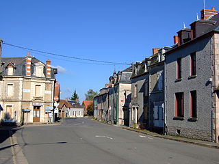 Préveranges Commune in Centre-Val de Loire, France