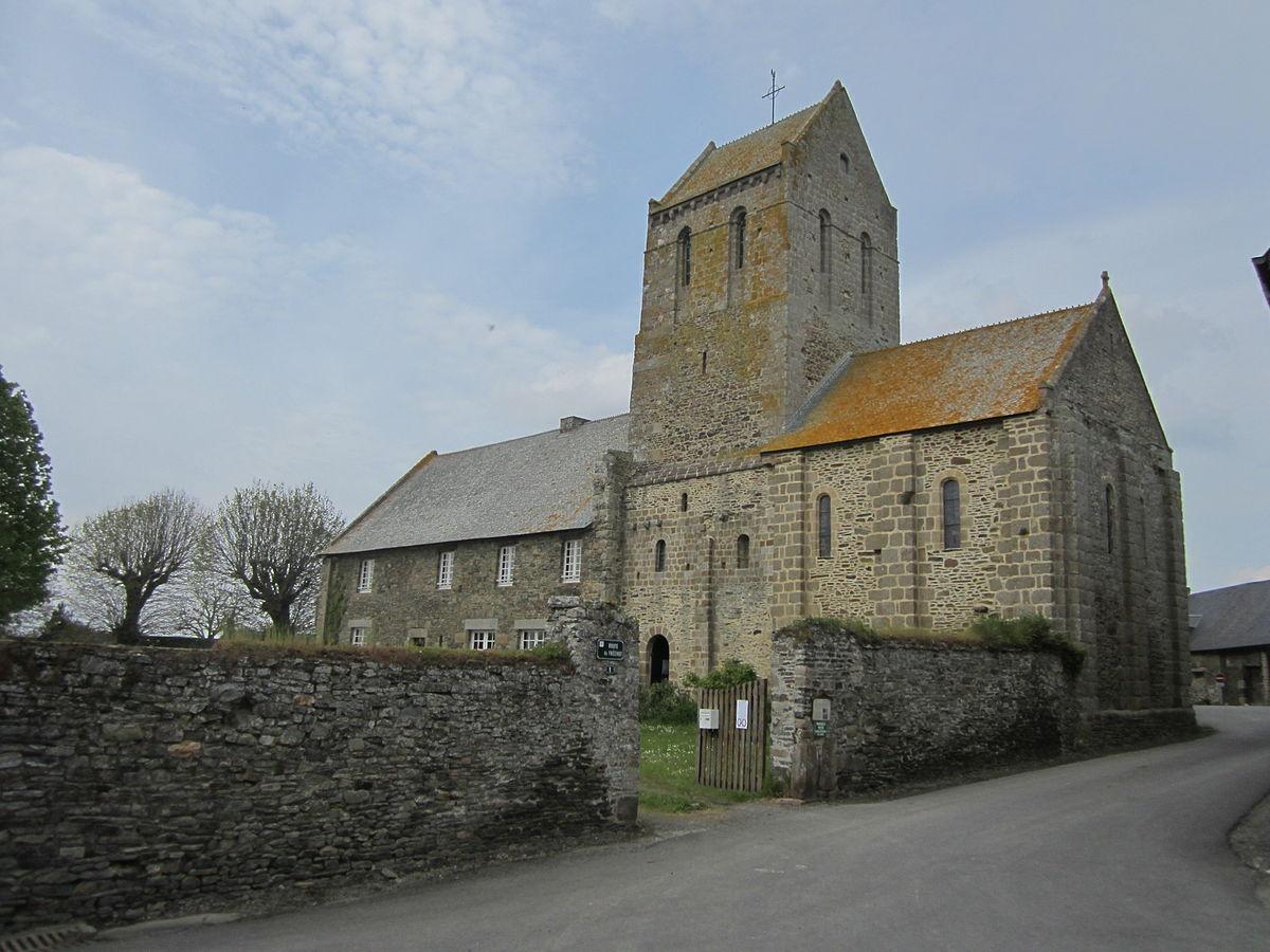 Le Mont Saint Michel >> Vains — Wikipédia