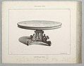 Print, Monthly Cabinet Makers Album- Extension Table, 1859 (CH 18801867).jpg