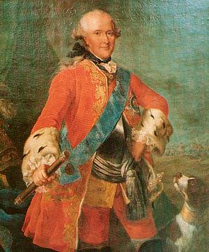 Duke Ferdinand of Brunswick-Wolfenbüttel - Prince Ferdinand of Brunswick