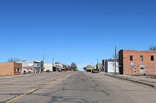 Pritchett, Colorado Town in Colorado, United States