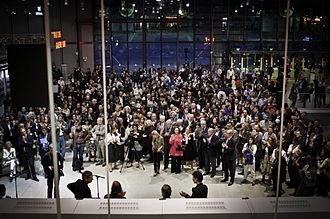 Marcel Duchamp Prize - Prix Marcel Duchamp 2009 in Centre Georges Pompidou
