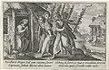 Procne bevrijdt Philomela Metamorfosen van Ovidius (serietitel), RP-P-OB-15.935.jpg