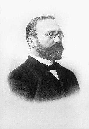 Georg Theodor August Gaffky - Georg Theodor August Gaffky.