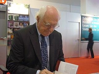 Hans-Ulrich Wehler German historian