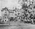 Protestant Orphans Home, Dovercourt Road, from the 1891 Toronto, Here and Now.png