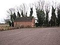Pump house by North Level Drain, Tydd Gote (geograph 2222790).jpg