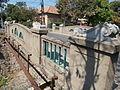 Puskin bridge. - Puskin St., Gyöngyös, Hungary.JPG