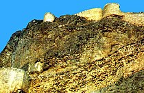 Qahqahe castle in Ardebil, Iran.jpg