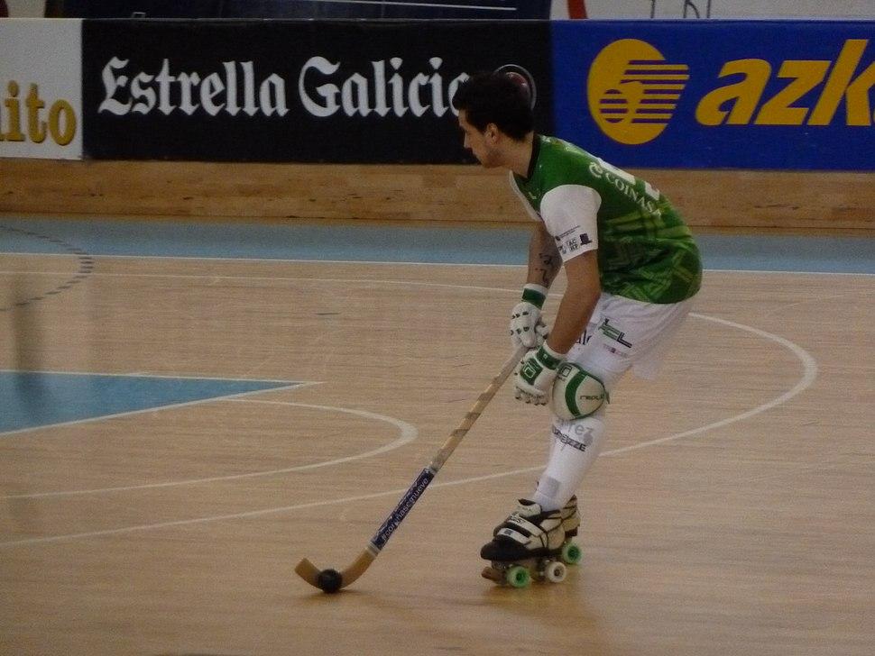 Quecemento HC Liceo, Pazo dos deportes Riazor, A Coruña, HC Liceo vs CP Vic 6