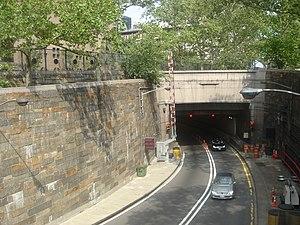 Queens–Midtown Tunnel - Image: Queens Midtown Tunnel 4
