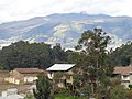 Quito. to the left of the El Panecillo, Ecuador, pic.a1a, looking to the South of the City, Quito.jpg