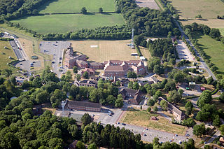 RAF High Wycombe Royal Air Force headquarters and administrative station in Buckinghamshire, England