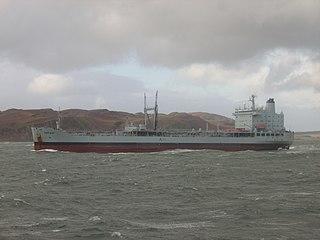 Leaf-class tanker