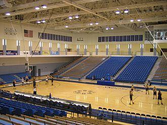 RIMAC - The interior of RIMAC Arena