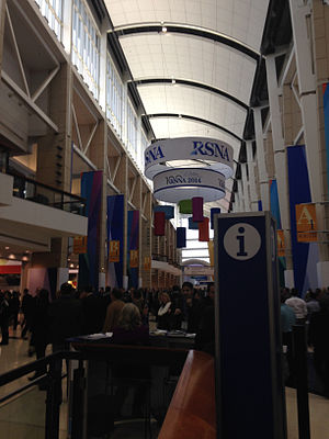 Radiological Society of North America - Image: RSNA 2014 Exhibit Hall South Nima 02