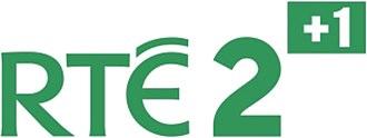 RTÉ2 - Image: RTE2plus 1