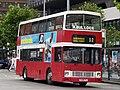 R Bullock bus (F238 YTJ) 1989 Leyland Olympian Alexander RH, Manchester Piccadilly, route 42, 25 July 2008 (2).jpg