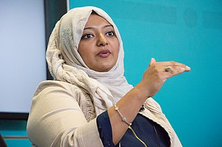 Rabia Chaudry Attorney and author